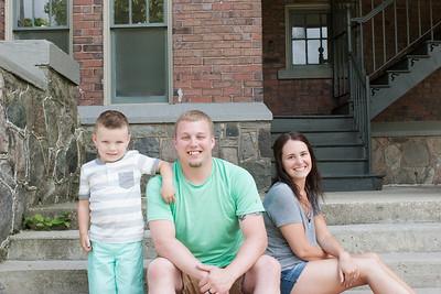 Matt, Alysen, & Levi