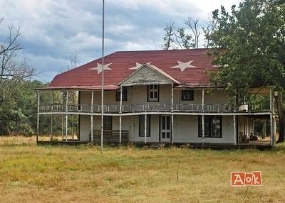 Quanah Parker Star House