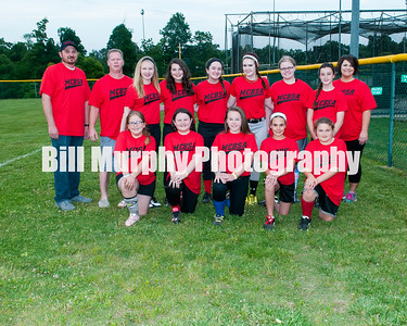 2016 FastPitch Softball Red Team, May 24, 2016.