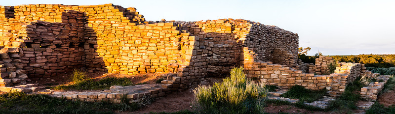 Lowry Ruins, Pleasant View, Colorado, 2000