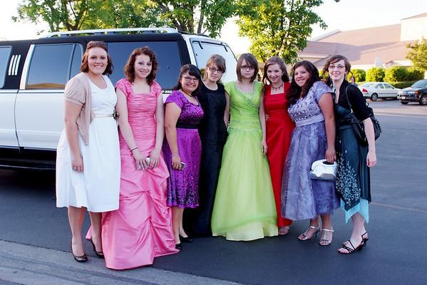 LDS Prom