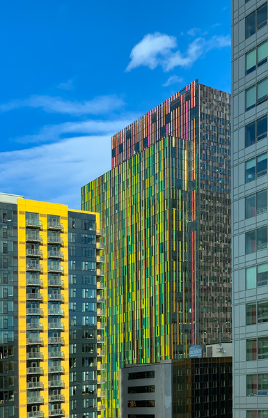 Amazon Headquarter buildings in Seattle