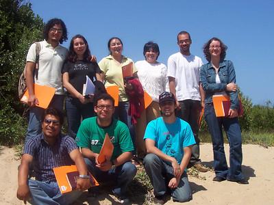 Campamento La Granja, El Tabo