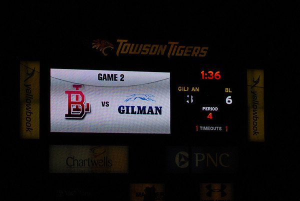 Boys' Latin v Gilman - Semi-Finals 05.17.11