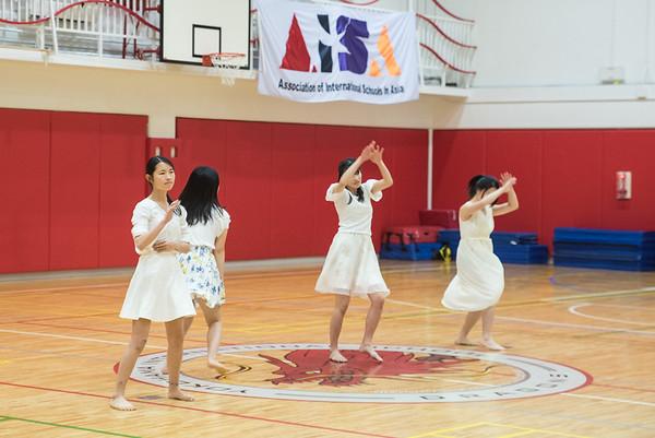 Grade 10 PE Dance Routines