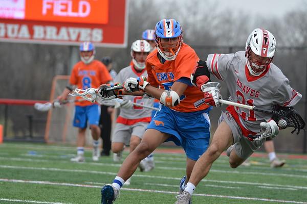 Penn Yan Lacrosse 4-20-19