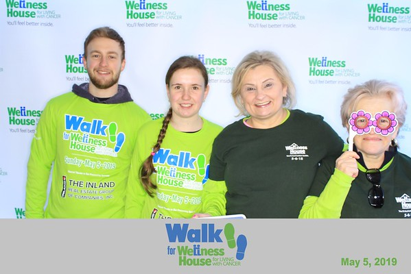 """Walk for Wellness House for Living with Cancer 2019"""