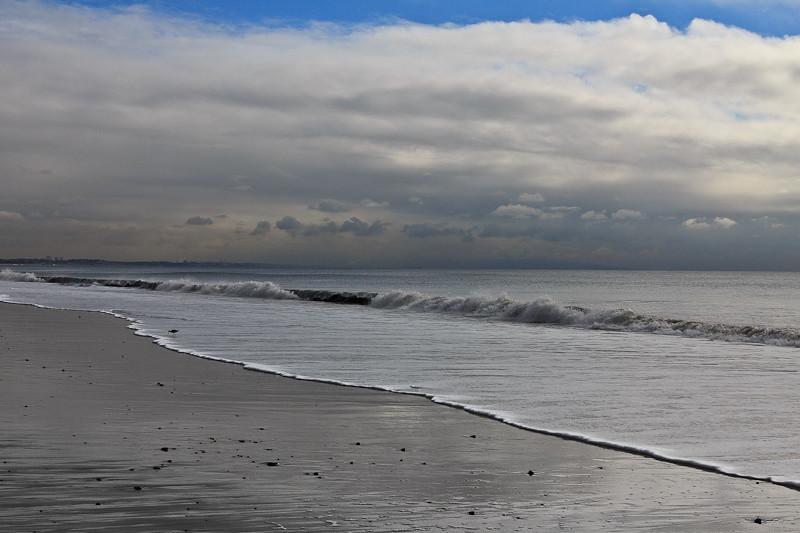 January 3 - Pacific Ocean