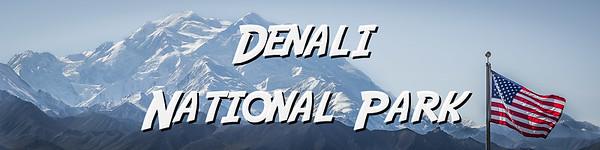 Denali National Park Gallery