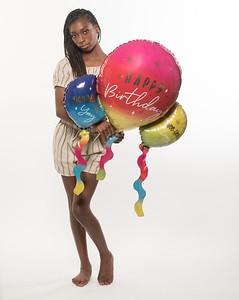 Christyn Edwards 11th Birthday Shoot