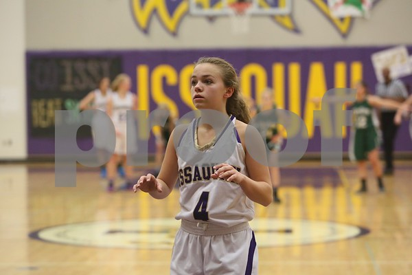 2016-02-05 Issaquah Girls JV Basketball vs Skyline (VV)