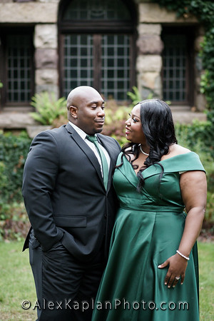 Engagement Session at New Jersey Botanical Gardens