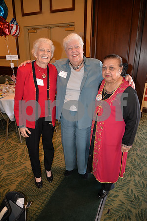 95th Anniversary Celebration For Women's Equity Luncheon