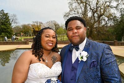 Willetta and Avery Jones