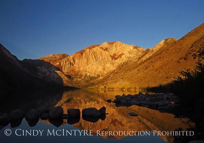 Mammoth and Mono Lakes