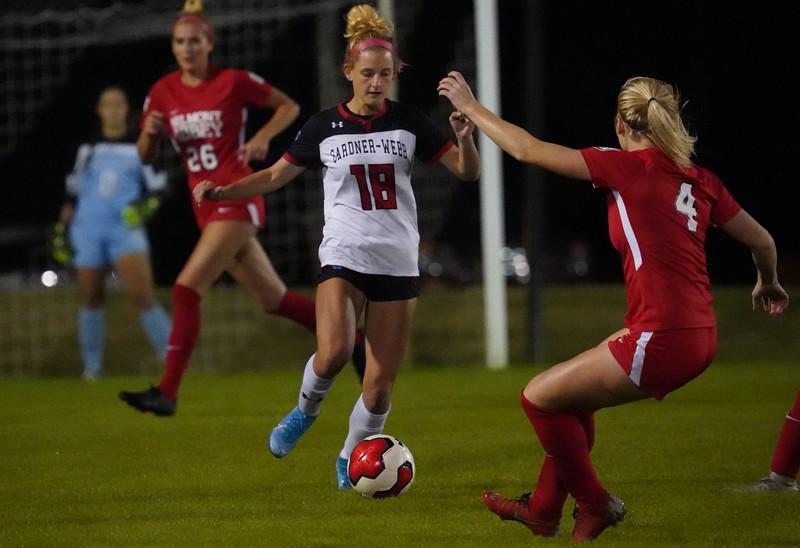 Women's Soccer Reserves vs. Belmont Abbey