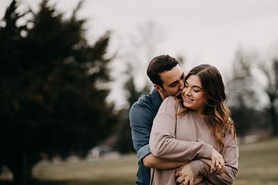 Kelsey + Adam | Engaged