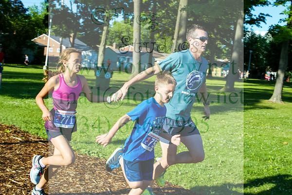 Clawson Freedom Run 24 Jun 2018 1mi