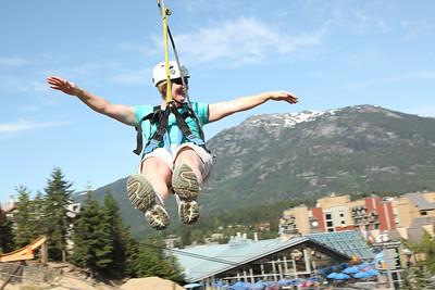Activities in Whistler - Day 4