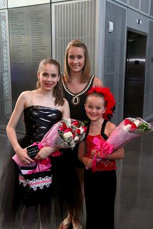 Dance Center Recital 52710 Family pics