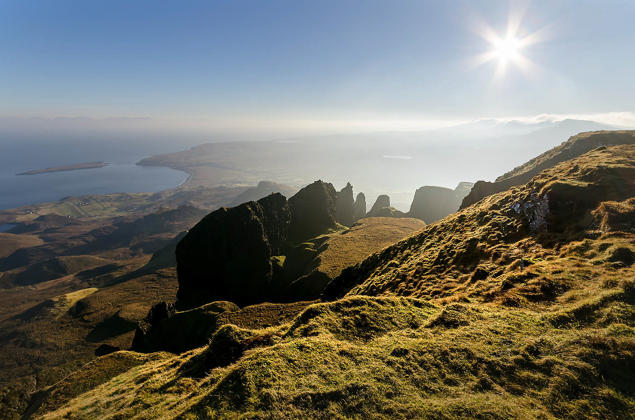 The magnificent view from the top | Hiking the Quiraing