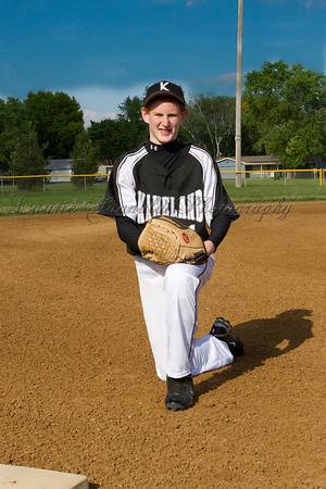 2013 Kaneland Travel Baseball U12 Silver-Panico