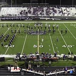 CSHS Band Halftime Performance 09/19/2014