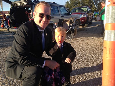 Trunk or Treat, Lyndon, Kansas, Oct. 29, 2017