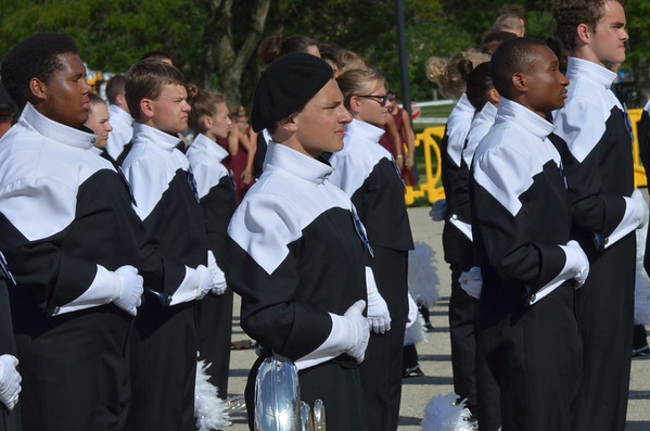 2016 Lawrence Central Contest