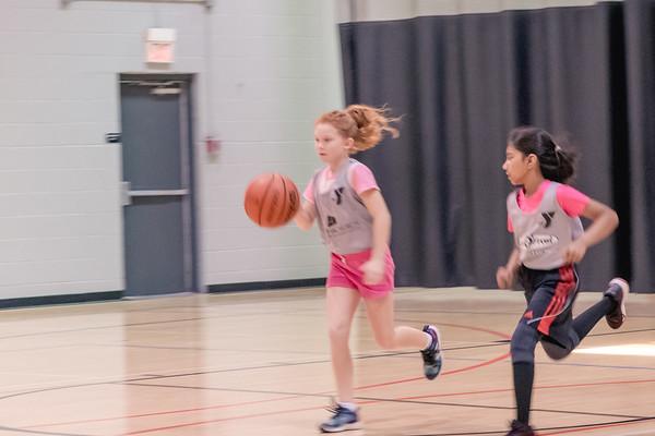 5-Ellie Basketball Game