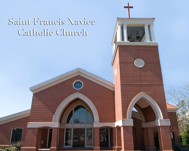SAINT FRANCIS XAVIER CATHOLIC CHURCH