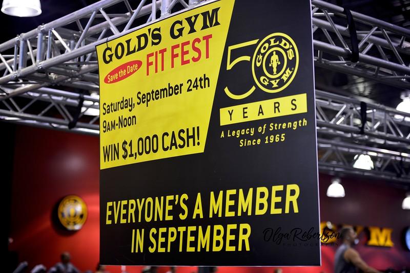 GOLD'S GYM | Fit Fest 2016