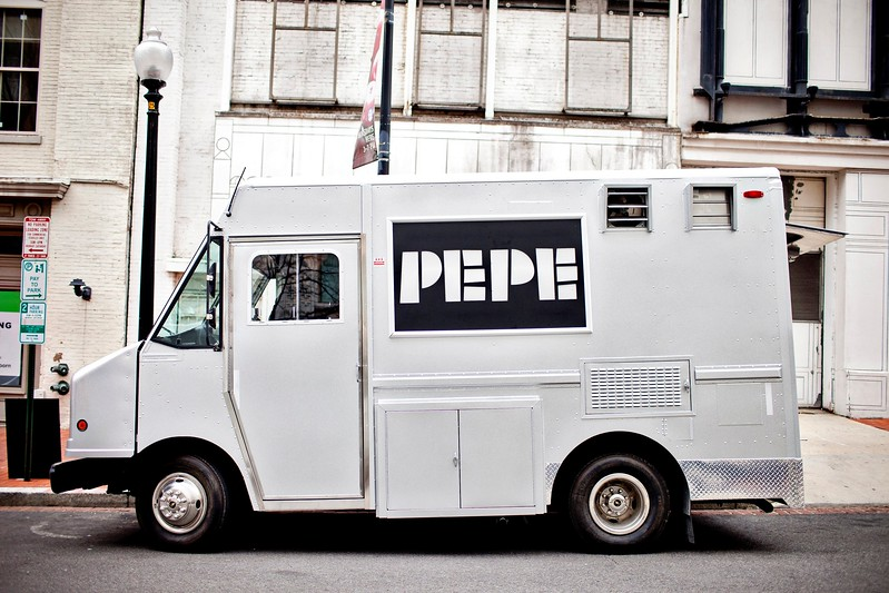 Pepe Food Truck by Jose Andres