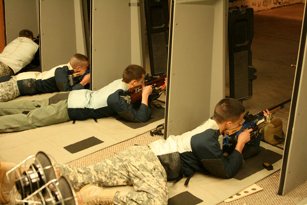 Varsity Rifle vs. Fishburne
