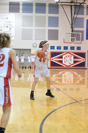 Var Girls Basketball vs Fairbury