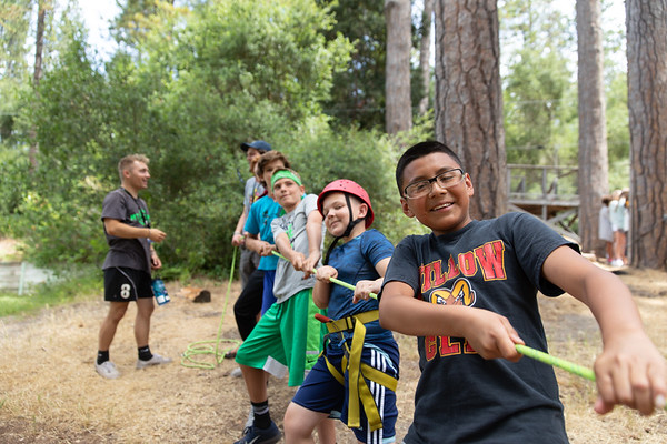 2019 Ponderosa Lodge Week 6 Junior High