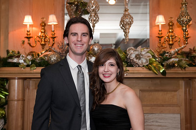 marie and patrick, engagement party