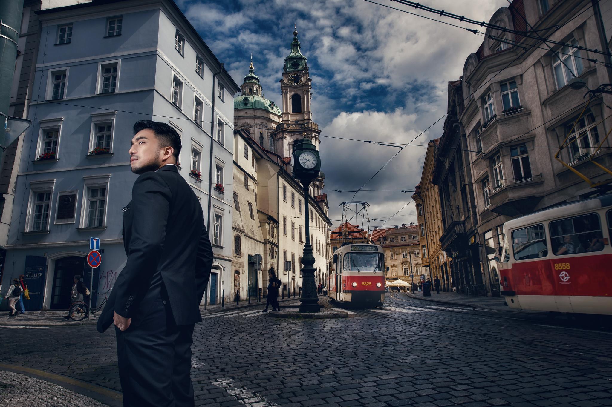 Donfer, 海外婚紗, World tour, 東法, EASTERN WEDDING, 世界旅拍, 布拉格, 捷克婚紗 , Praha, Prague