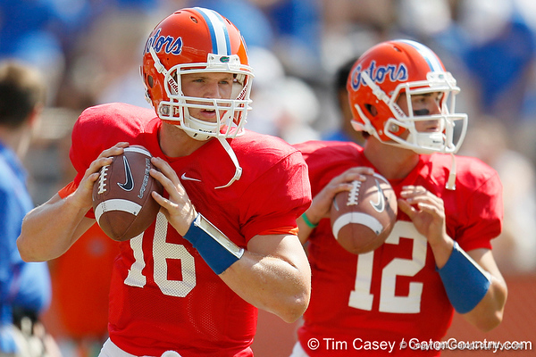 Super Photo Gallery: UF spring football game, 4/9/11