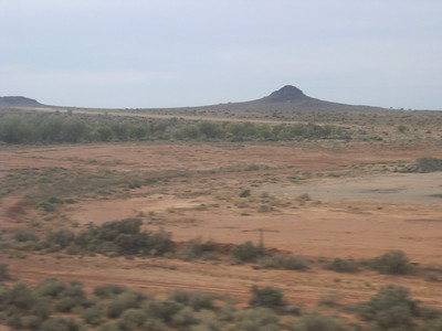 Broken Hill to Adelaide