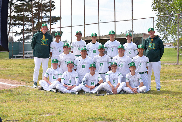 St. Joseph High School Frosh Baseball 2016