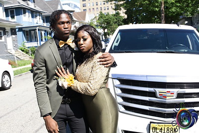 JUNE 24TH, 2021: DESIREE & BRYANT'S 2021 OHS PROM AND SHOWCASE