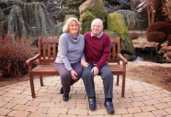 Kathie's Family Winter Photos