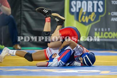NJSIAA State Girls Championships - Quarter and Semi Finals - 03-01-2019