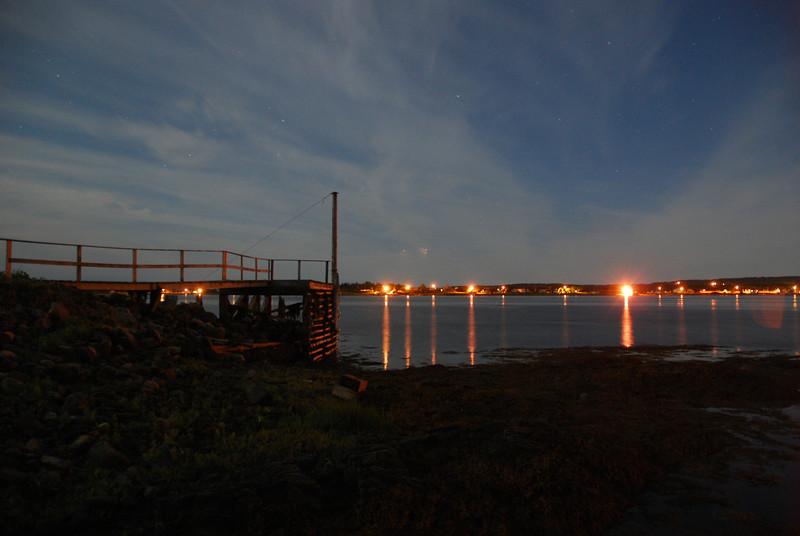 Grand Harbor at Night - 12