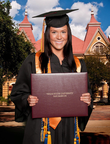 Sarah's College Graduation Photos