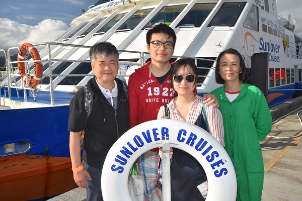Sunlover Cruise 28th May 2019