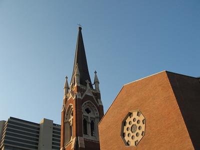 Nashville First Baptist Church 1990-2014