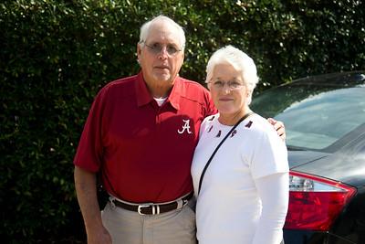 Alabama - Arkansas 2013