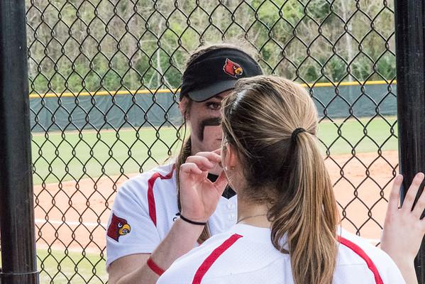 Louisville Cardinals Ladies Softball 2018 - 3 Star